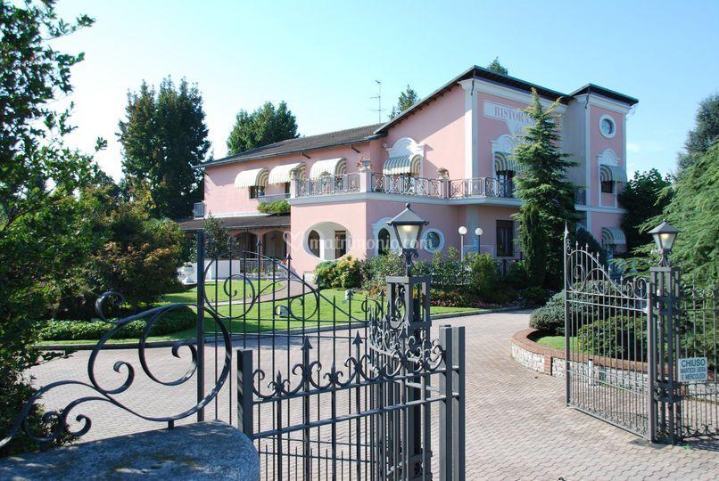 Villa Garden Ristorante