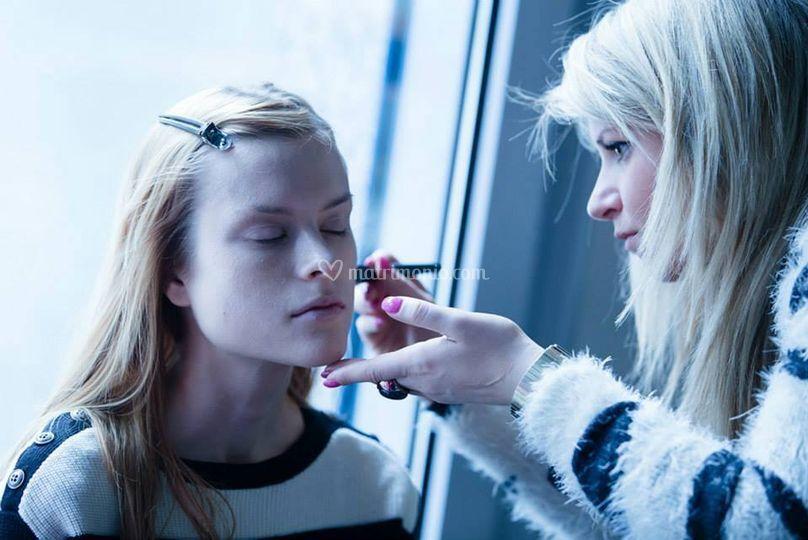 Franci Cherry Make up Artist