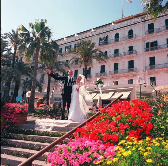 Nozze al Royal Hotel
