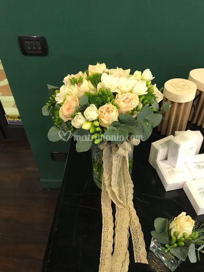 Bouquet romantico