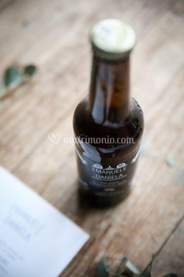 Etichetta e Birra Artigianale