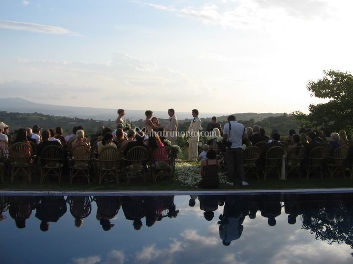 Cerimonia in Toscana