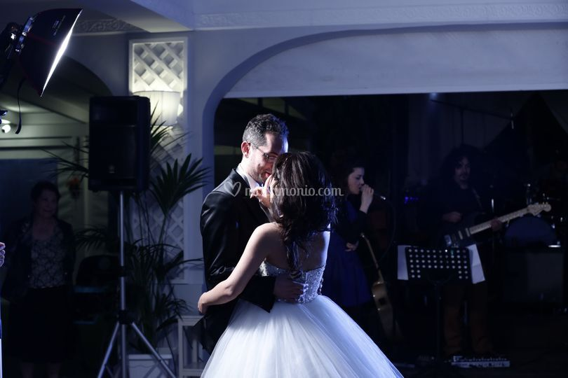 Ballo sposi in band