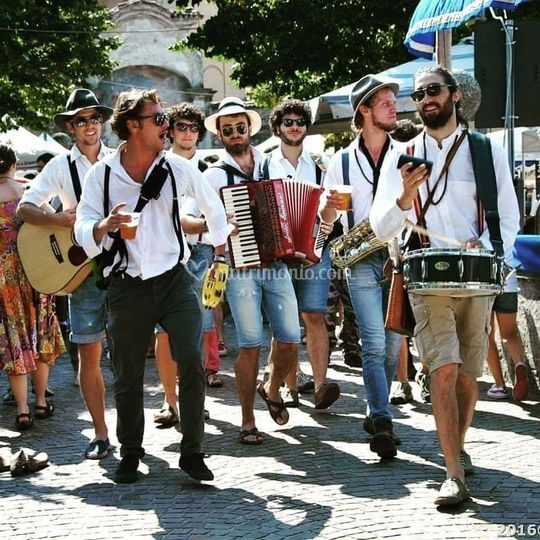 Versione marching band