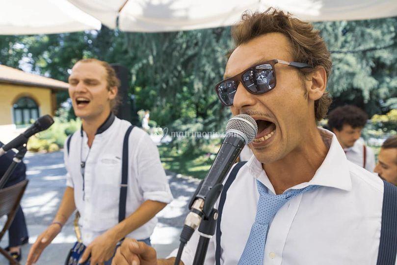 I nostri due cantanti