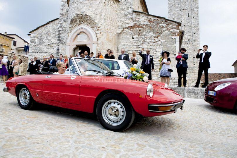 Alfa Romeo Duetto Coda Tronca