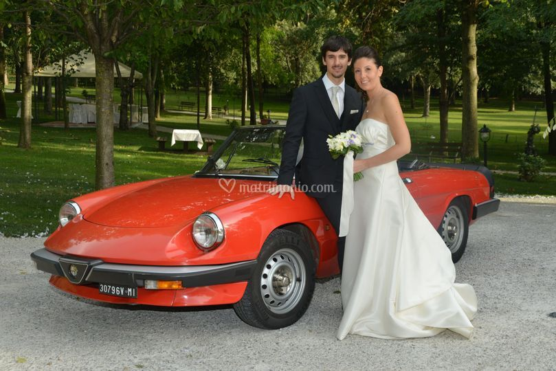 Alfa Romeo Duetto Aerodinamica