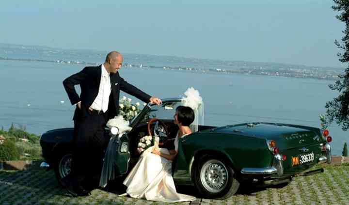 Oggi Sposi - Triumph Spitfire