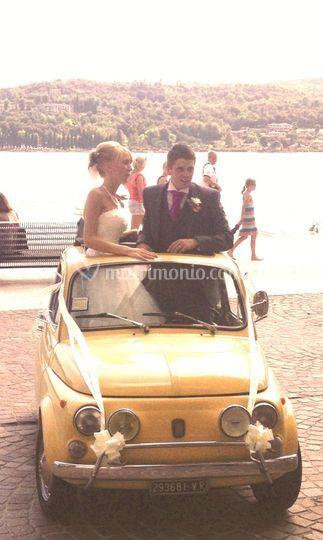 Oggi Sposi - Fiat 500 L