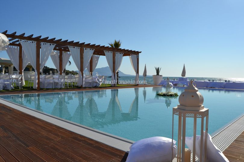 Matrimonio Spiaggia Bacoli : Sohal beach club