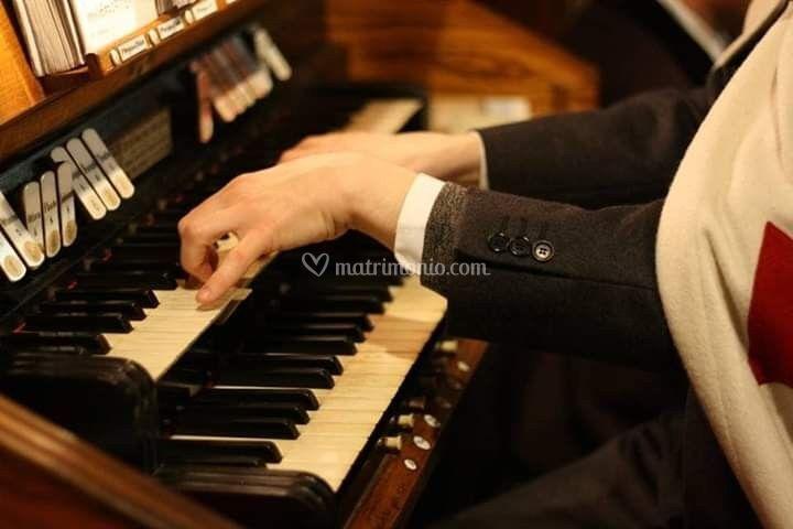 Gian Luigi Prati Organista