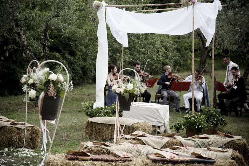 Concerto nell 39 orto medioevale di antico spedale del for Bagno a ripoli matrimonio