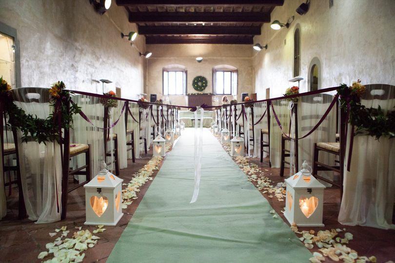 Cerimonia civile al Bigallo