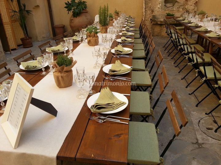 "Allestimento ""Toscana"""