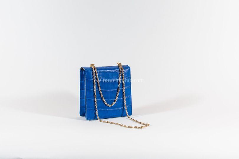 Replica 1954 coccodrillo blu