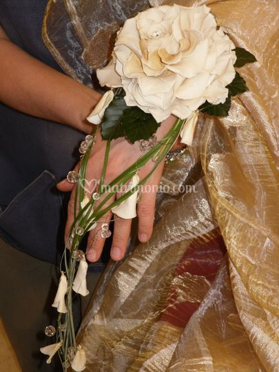 Rose bracciale