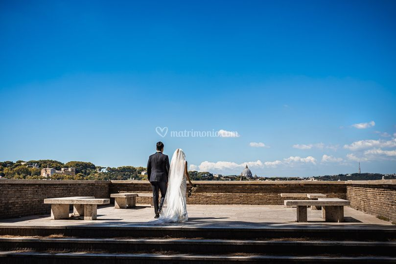 Matrimonio Giardino Aranci