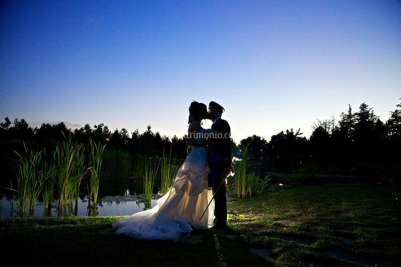 Matrimonio al Parco dei Cimini