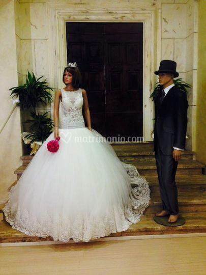 Abito sposo e sposa