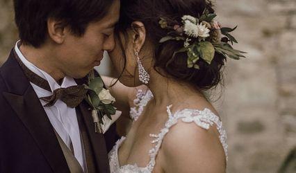 Le nozze di Marika e Yoshiki