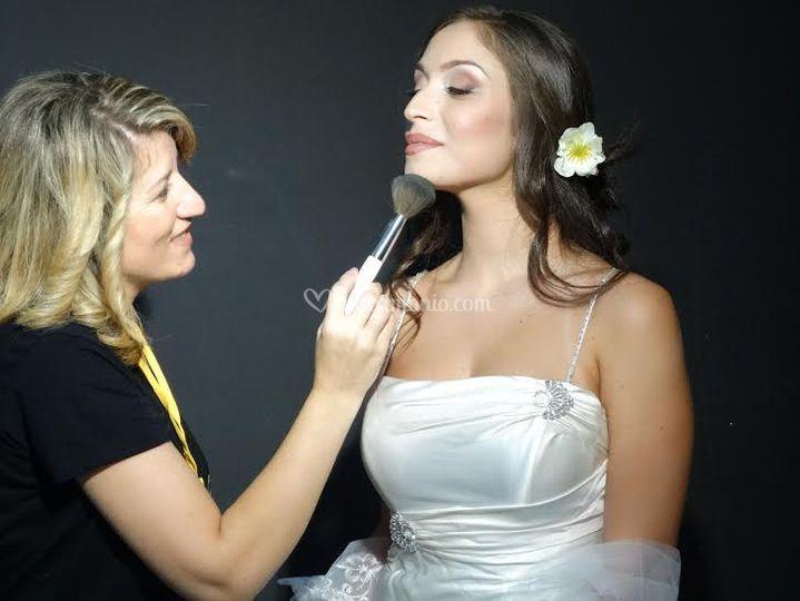 Preparando la sposa