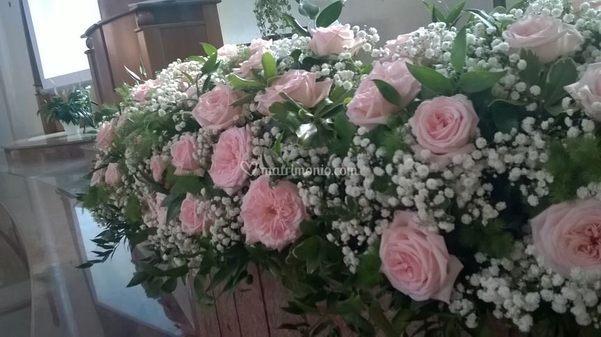 Romantiche rose inglesi