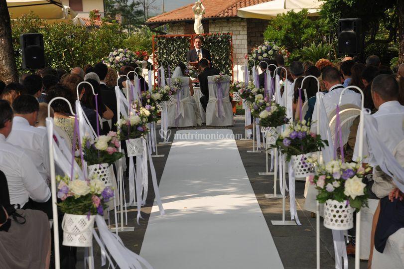 Matrimonio viale