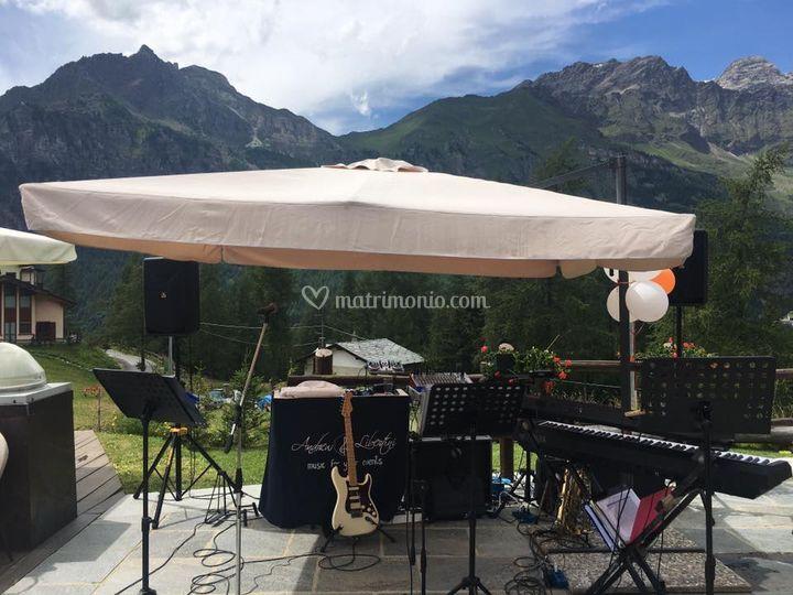 Tra le montagne Valle d'Aosta