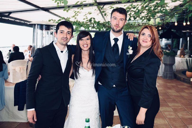 Ecco i nostri sposi
