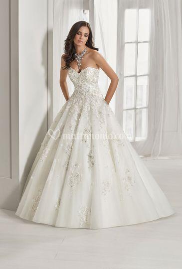 f0488e49b496 Marisa Spose Abito da sposa principessa