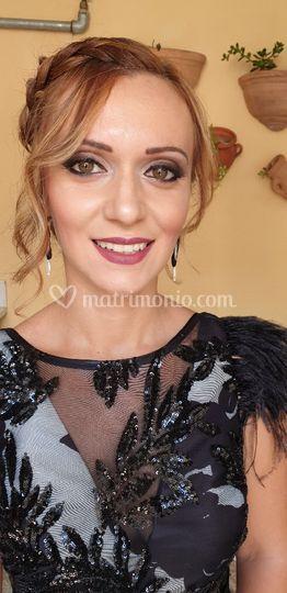 Make up sorella dello sposo