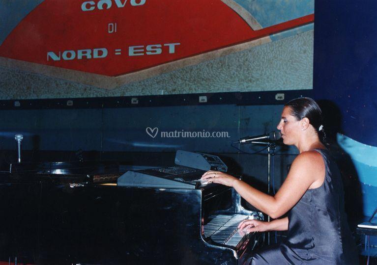 Al concerto di Gloria Gaynor