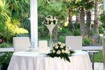 Tavolo degli sposi di Paradiso