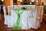 Tavolo in verde
