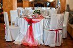 Tavolo in rosso