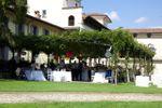 Durante un banchetto di Castello di Clanezzo