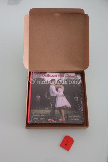 Il Book nella sua scatola