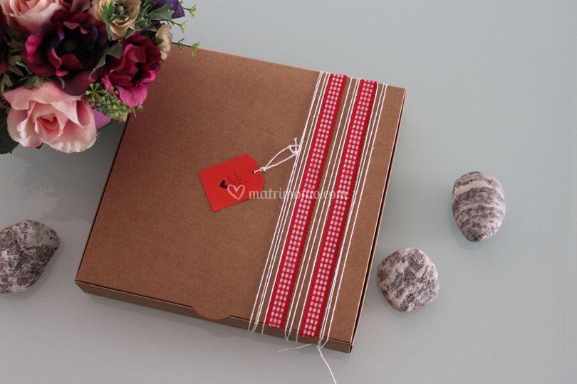 Il packaging di LoveStoryTeller - Wedding Writer