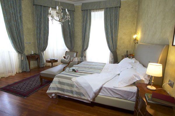 Camera Hotel Villa Borghi