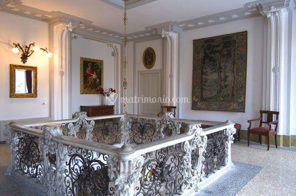 Balcone Hotel Villa Borghi