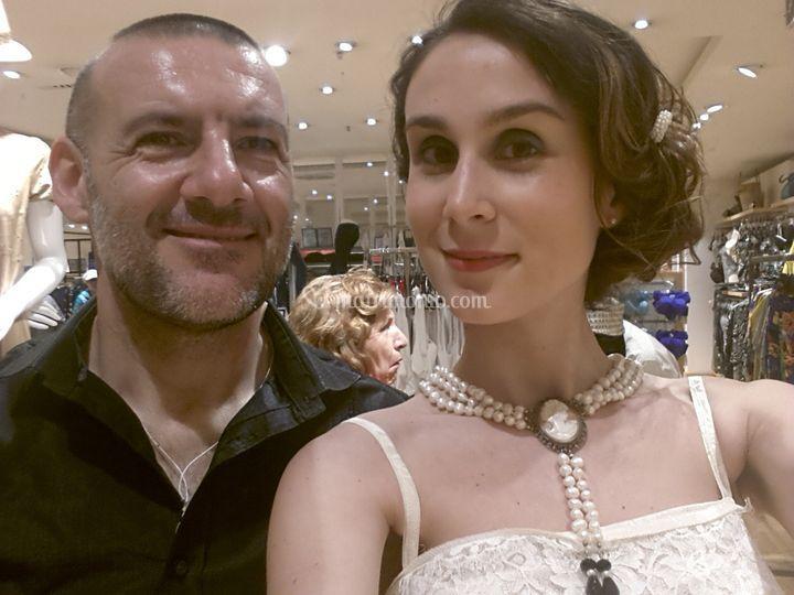 Rita e Gianluca