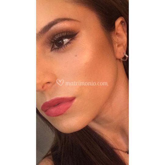 Make up shooting