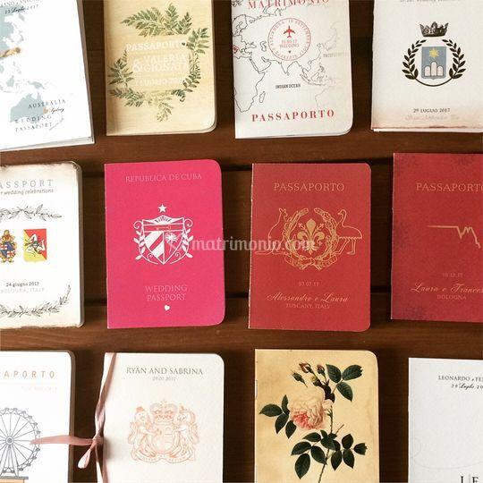 Partecipazioni passaporto