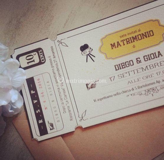 Partecipazioni ticket