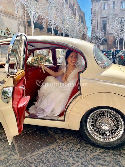Real Wedding Blu Garage 18