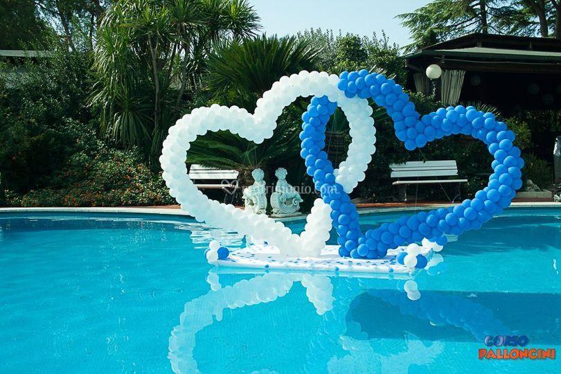 Tb animazione for Addobbi piscina