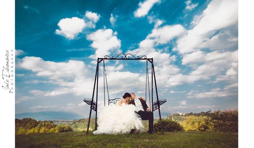 Kiss in heaven