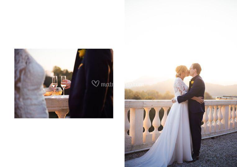 Wedding feeling