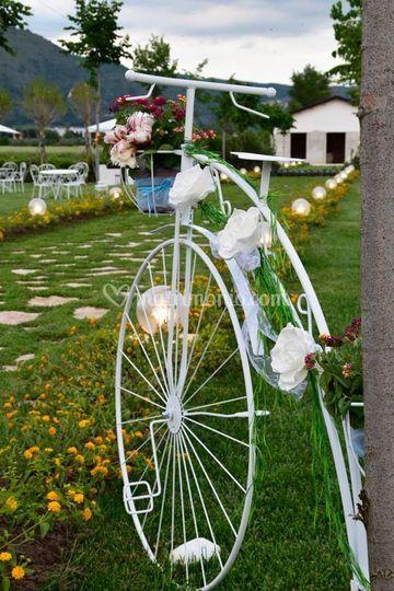 Matrimonio villa
