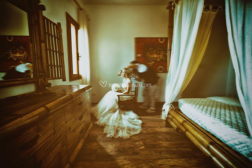 L' attesa della sposa